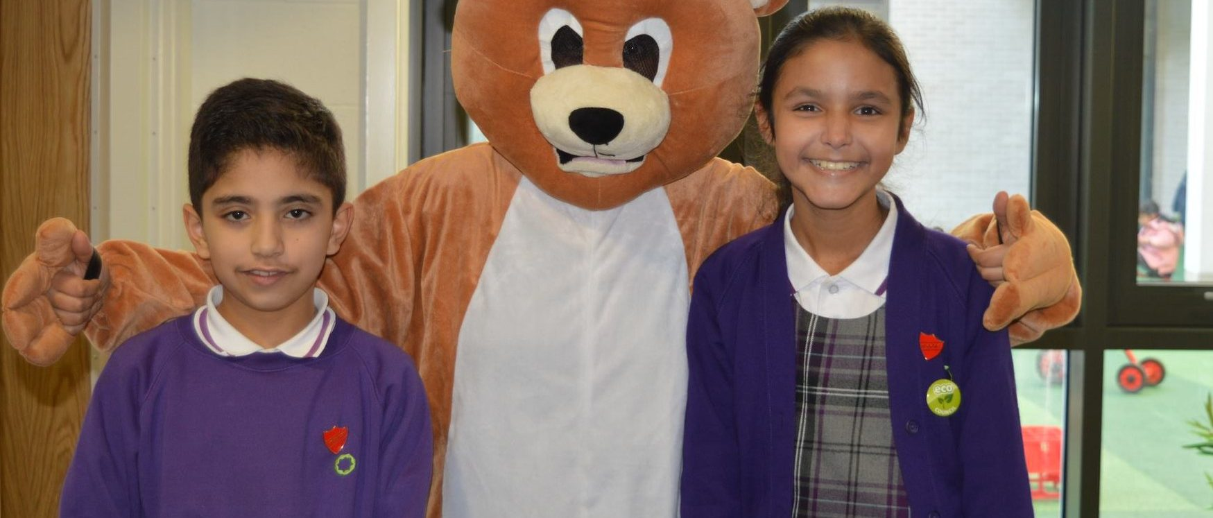 Pupils Go Dotty for Children in Need